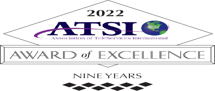 2019 ATSI Award Of Excellence
